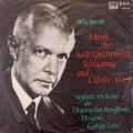 【未開封】レヘルのバルトーク/弦楽器と打楽器とチェレスタのための音楽  独ETERNA 3018 LP レコード