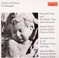 ウルブリヒらのベートーヴェン/弦楽三重奏のためのセレナードほか  独ETERNA 3018 LP レコード