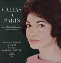 【モノラル】「パリのカラス」 フランスオペラのアリア集  仏Columbia 3018 LP レコード