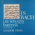 ヴェーグのバッハ/無伴奏ヴァイオリンソナタ&パルティータ集  ベルギーValois 3018 LP レコード