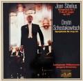 ムラヴィンスキーのシベリウス&ショスタコーヴィチ/交響曲集   独eurodisc 3018 LP レコード