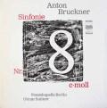 スウィトナーのブルックナー/交響曲第8番  独ETERNA 3020 LP レコード