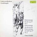 【サイン入り】ツェヒリンのベートーヴェン/ピアノソナタ「月光」ほか  独ETERNA 3020 LP レコード