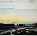 コンヴィチュニーのシューマン/交響曲第4番ほか 独ETERNA 3020 LP レコード