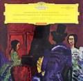 【赤ステレオ】ウェーバー&フリッチャイのラフマニノフ/パガニーニの主題による狂詩曲ほか  独DGG 3020 LP レコード