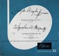 バルヒェット四重奏団のハイドン/弦楽四重奏曲第77番「皇帝」ほか  独Opera 3020 LP レコード