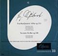 バルヒェットらのシューベルト/弦楽五重奏曲「鱒」  独Opera 3020 LP レコード