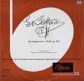 バルヒェット四重奏団のベートーヴェン/弦楽四重奏曲第15番  独Opera 3020 LP レコード