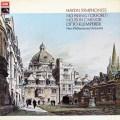 クレンペラーのハイドン/交響曲第92番「オックスフォード」&95番  英EMI 3020 LP レコード