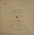 ワイナーらのタルティーニ/ヴァイオリン協奏曲集  仏DF 3020 LP レコード
