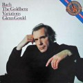 グールドのバッハ/ゴルトベルク変奏曲  蘭CBS 3020 LP レコード