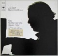 【特典盤付】グールドのバッハ/平均律クラヴィーア曲集第2巻全曲  独CBS 3020 LP レコード