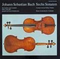ゴルツ&リンゼンマイヤーのバッハ/ヴァイオリンとチェンバロのためのソナタ集   独FSM 3020 LP レコード