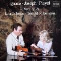ボベスコらのプレイエル/二重奏曲集   ベルギーPAVANE 3020 LP レコード