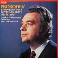 【オリジナル盤】ウェラーのプロコフィエフ/交響曲第3番ほか   英DECCA 3021 LP レコード