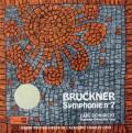 シューリヒトのブルックナー/交響曲第7番    独Concert Hall 3021 LP レコード