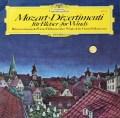 ウィーン・フィル管楽合奏団のモーツァルト/ディヴェルティメント第3&4番ほか    独DGG 3021 LP レコード