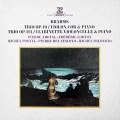 ダルベルト&アモイヤルらのブラームス/三重奏曲集    仏ERATO 3021 LP レコード