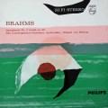 【オリジナル盤】ベイヌムのブラームス/交響曲第4番    英PHILIPS 3021 LP レコード