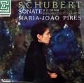 【未開封】ピレシュのシューベルト/ピアノソナタ第21番ほか    仏ERATO 3021 LP レコード