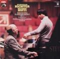 リヒテル&ムーティのベートーヴェン/ピアノ協奏曲第3番   独EMI 3021 LP レコード