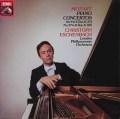 【オリジナル盤】エッシェンバッハのモーツァルト/ピアノ協奏曲第9&27番   英EMI 3021 LP レコード