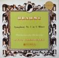 クレンペラーのブラームス/交響曲第1番   英Columbia 3021 LP レコード