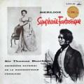 【オリジナル盤】ビーチャムのベルリオーズ/幻想交響曲   英EMI 3021 LP レコード