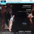 A.フィッシャー&クレンペラーのシューマン&リスト/ピアノ協奏曲集   英Columbia 3021 LP レコード