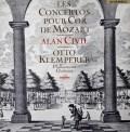シヴィル&クレンペラーのモーツァルト/ホルン協奏曲集   仏Columbia 3021 LP レコード