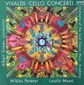 ペレーニ&メゼーのヴィヴァルディ/2つのチェロのための協奏曲ほか ハンガリーHUNGAROTON 3021 LP レコード