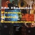 イダ・ヘンデル&ホレチェクのサラサーテ/「ツィゴイネルワイゼン」ほか   チェコSUPRAPHON 3021 LP レコード
