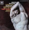 ワルターのマーラー/交響曲第1番「巨人」   英CBS 3021 LP レコード