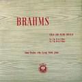 シュタルケル&シェベークのブラームス/チェロソナタ第1&2番   英RMC 3021 LP レコード