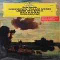 ハマリのバルトーク/「村の情景」&「5つの歌」  独DGG 3022 LP レコード