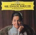 ベルガンサのイタリア古典歌曲集  独DGG 3022 LP レコード