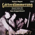 クナッパーツブッシュのワーグナー/「神々の黄昏」全曲 英DECCA 3022 LP レコード