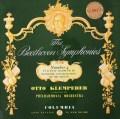 【オリジナル盤】クレンペラーのベートーヴェン/交響曲第4番ほか  英Columbia 3022 LP レコード