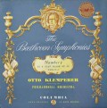 【オリジナル盤】クレンペラーのベートーヴェン/交響曲第3番「英雄」  英Columbia 3022 LP レコード