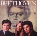ズッカーマン、デュ・プレ&バレンボイムのベートーヴェン/ピアノ三重奏曲「幽霊」ほか  独EMI 3022 LP レコード