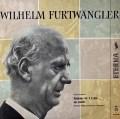 【独最初期盤】フルトヴェングラーのシューベルト/交響曲「ザ・グレート」  独ETERNA 3022 LP レコード