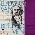 ツェヒリン&ディルナーのベートーヴェン/チェロソナタ第2&3番  独ETERNA 3022 LP レコード