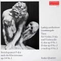 ズスケトリオのベートーヴェン/弦楽三重奏曲ほか  独ETERNA 3022 LP レコード