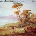 マズアのメンデルスゾーン/交響曲第4番「イタリア」&第5番「宗教改革」  独ETERNA 3022 LP レコード