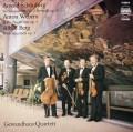 ゲヴァントハウス四重奏団の新ウィーン楽派の弦楽四重奏曲集  独ETERNA 3022 LP レコード