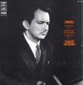 フランソワのショパン/ピアノソナタ第2番「葬送行進曲付き」&第3番  仏EMI(VSM) 3024 LP レコード