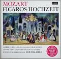 エーリヒ・クライバーのモーツァルト/「フィガロの結婚」全曲   独DECCA 3024 LP レコード