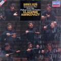 【未開封】アシュケナージのシベリウス/交響曲第1番ほか    蘭DECCA 3024 LP レコード