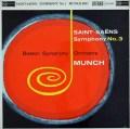 【オリジナル盤】ミュンシュのサン=サーンス/交響曲第3番  英RCA 3024 LP レコード