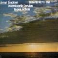 ヨッフムのブルックナー/交響曲第7番   独ETERNA 3024 LP レコード